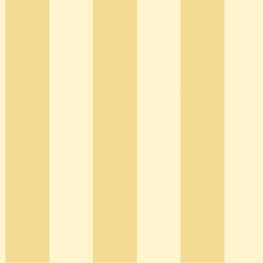 Inspired By Color Yellow Peelable Paper Prepasted Classic Wallpaper