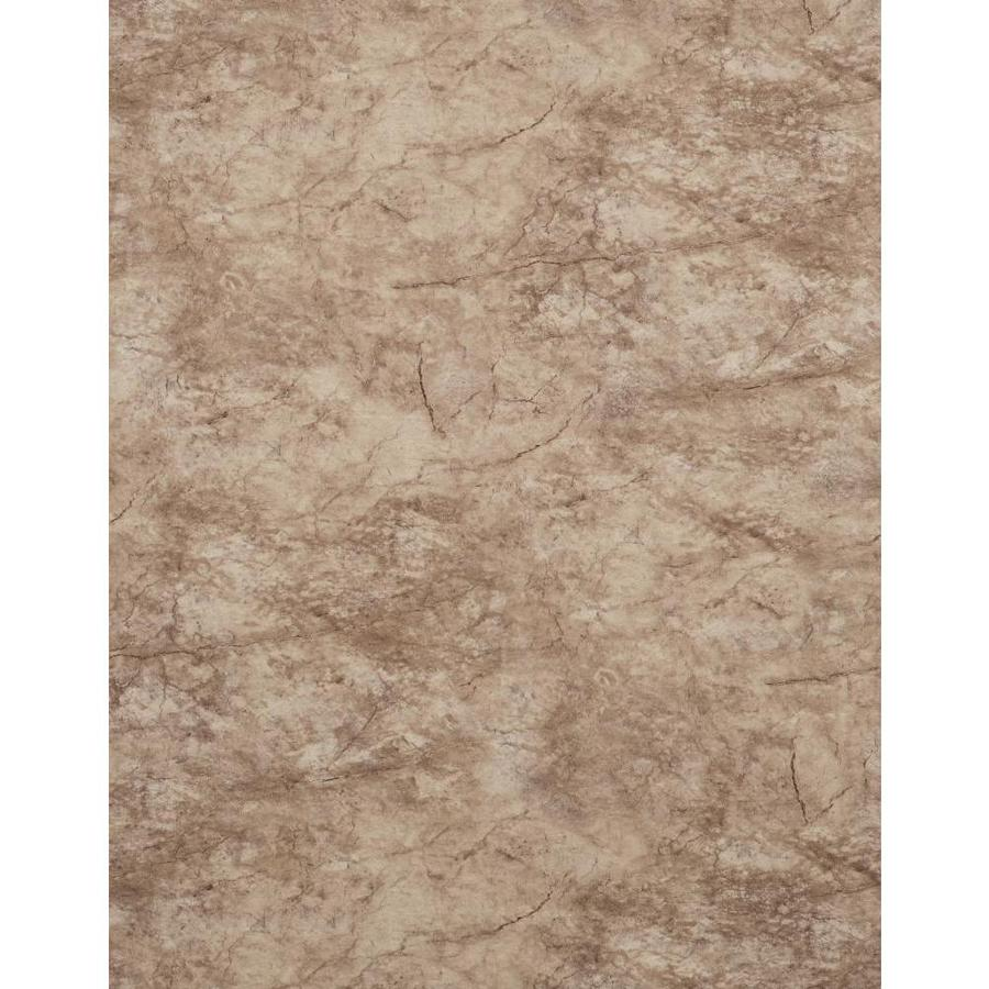 York Wallcoverings Brown and Stone Strippable Vinyl Unpasted Textured Wallpaper