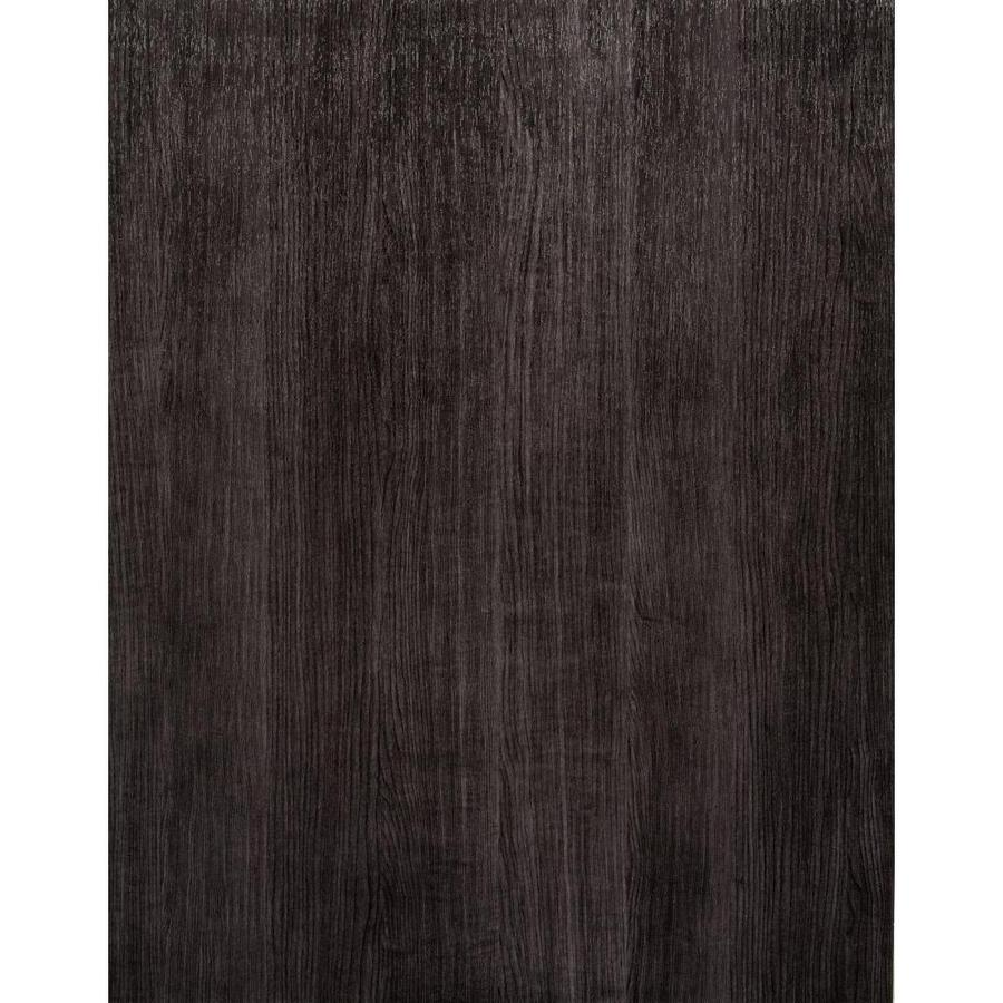 York Wallcoverings Black Strippable Vinyl Unpasted Textured Wallpaper