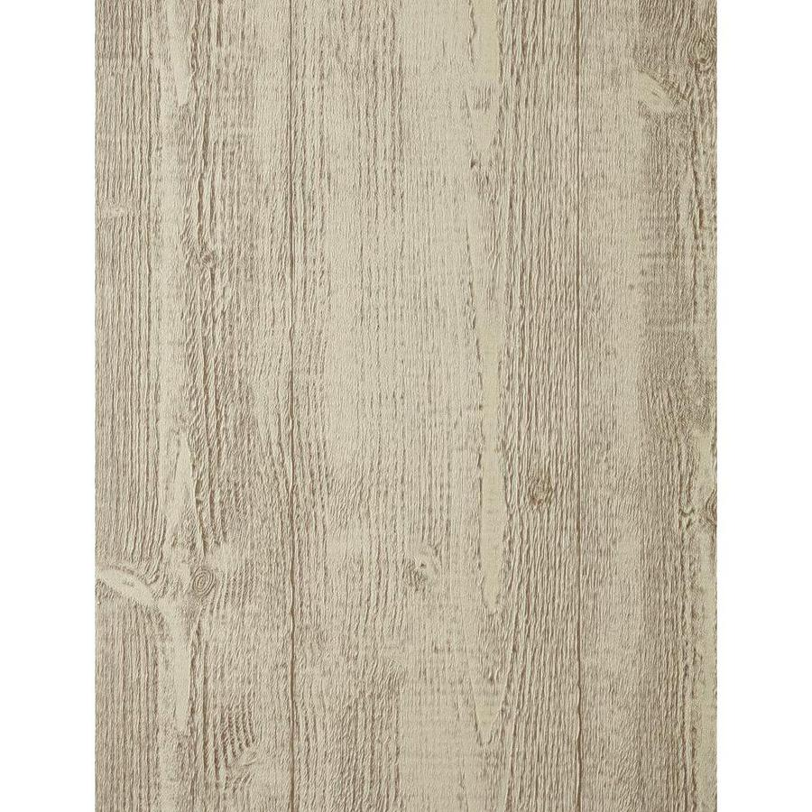York Wallcoverings Light Brown Strippable Vinyl Unpasted Textured Wallpaper