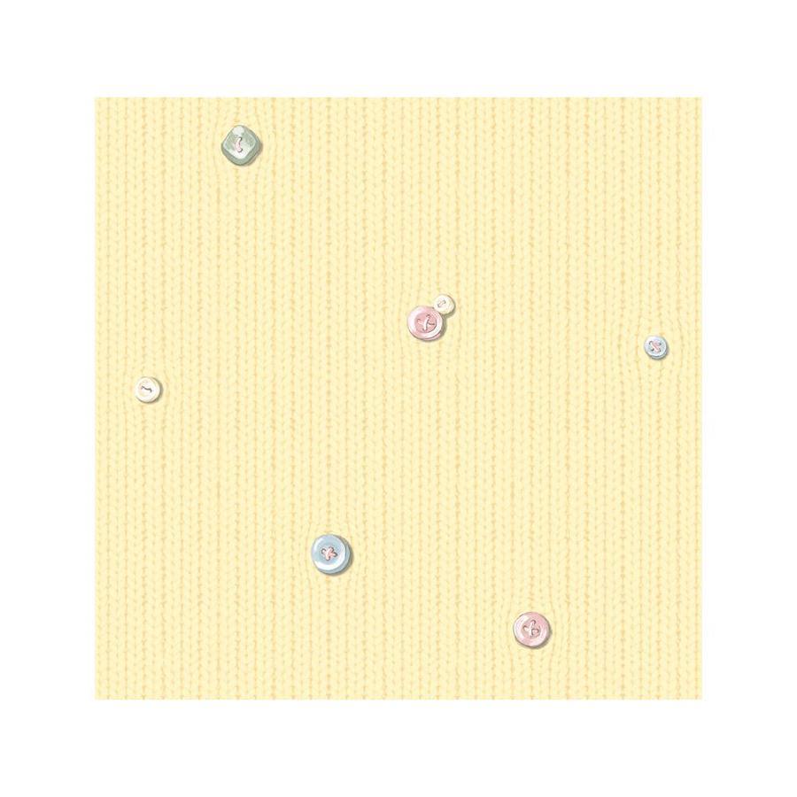 York Wallcoverings Yellow Peelable Paper Prepasted Classic Wallpaper