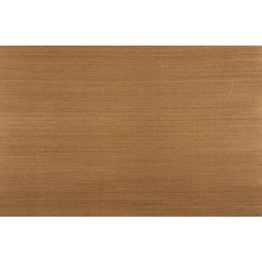 York Wallcoverings Gold, Brown Peelable Paper Unpasted Classic Wallpaper
