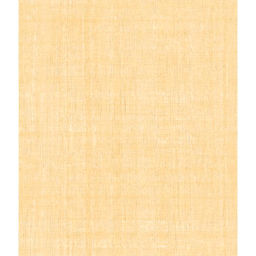 Inspired By Color Apricot Peelable Paper Prepasted Classic Wallpaper