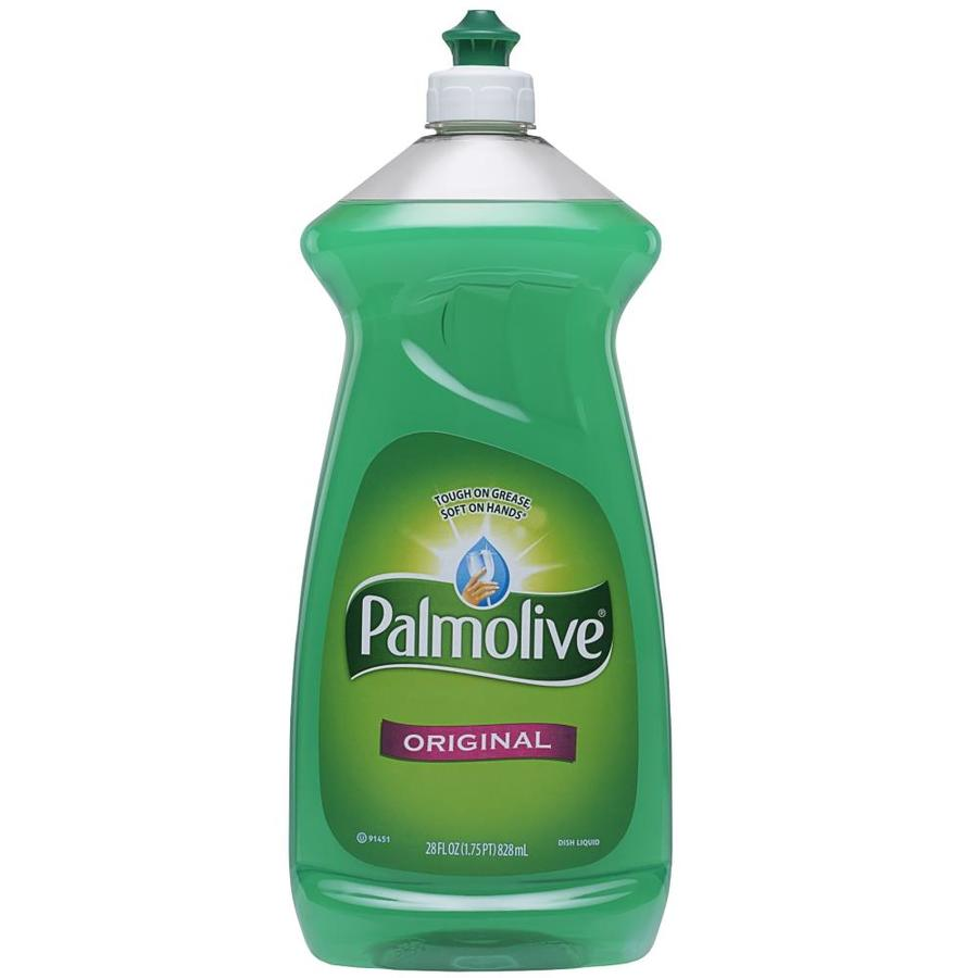 Shop Palmolive 28 Oz Original Scent Dish Soap At Lowes Com