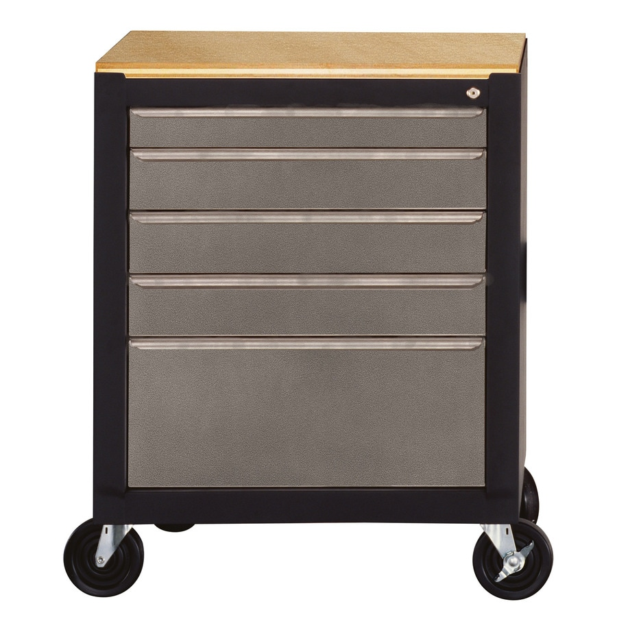 edsal 34-in x 26.5-in Steel Tool Chest