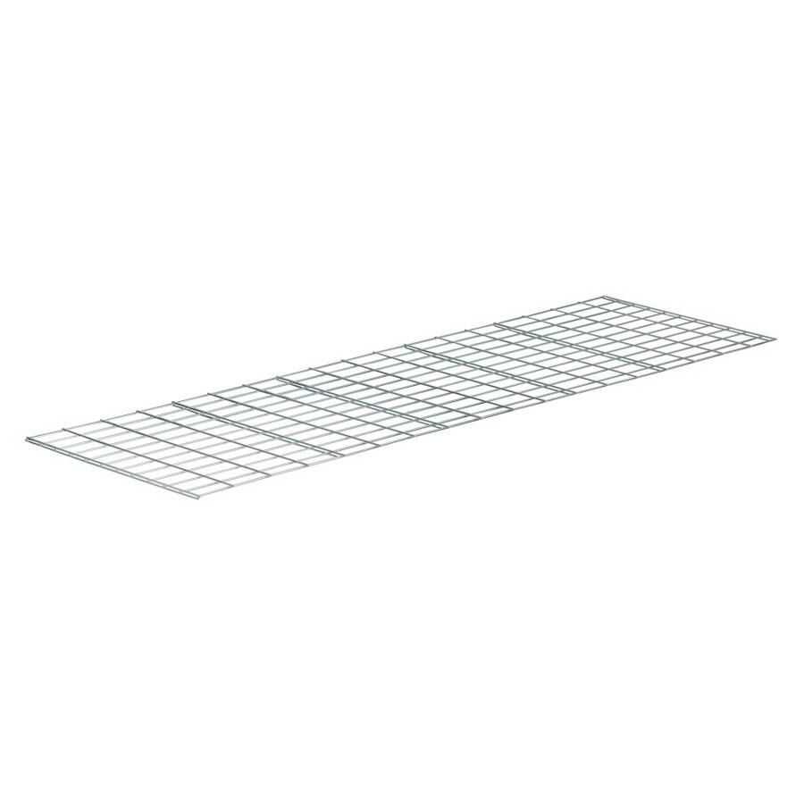 edsal 24-in W x 18-in D Steel Freestanding Shelving Unit