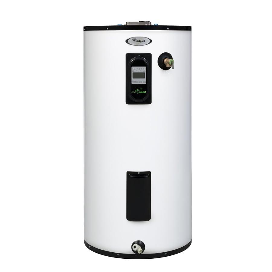 Whirlpool 50-Gallon 240-Volt 9-Year Residential Regular Electric Water Heater