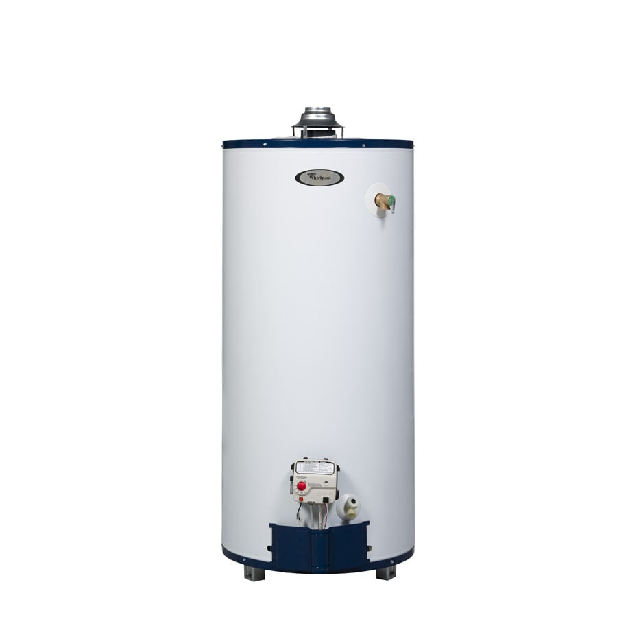 Whirlpool 30-Gallon 6-Year Residential Tall Liquid Propane Water Heater