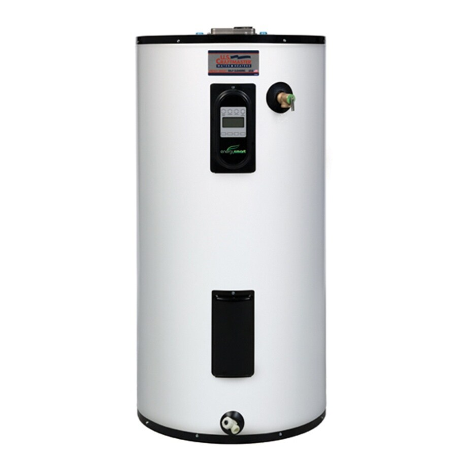 U.S. Craftmaster 80-Gallon 240-Volt 9-Year Residential Tall Electric Water Heater
