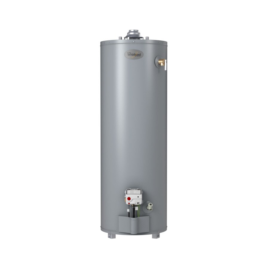 Whirlpool 40-Gallon 6-Year Tall Liquid Propane Water Heater