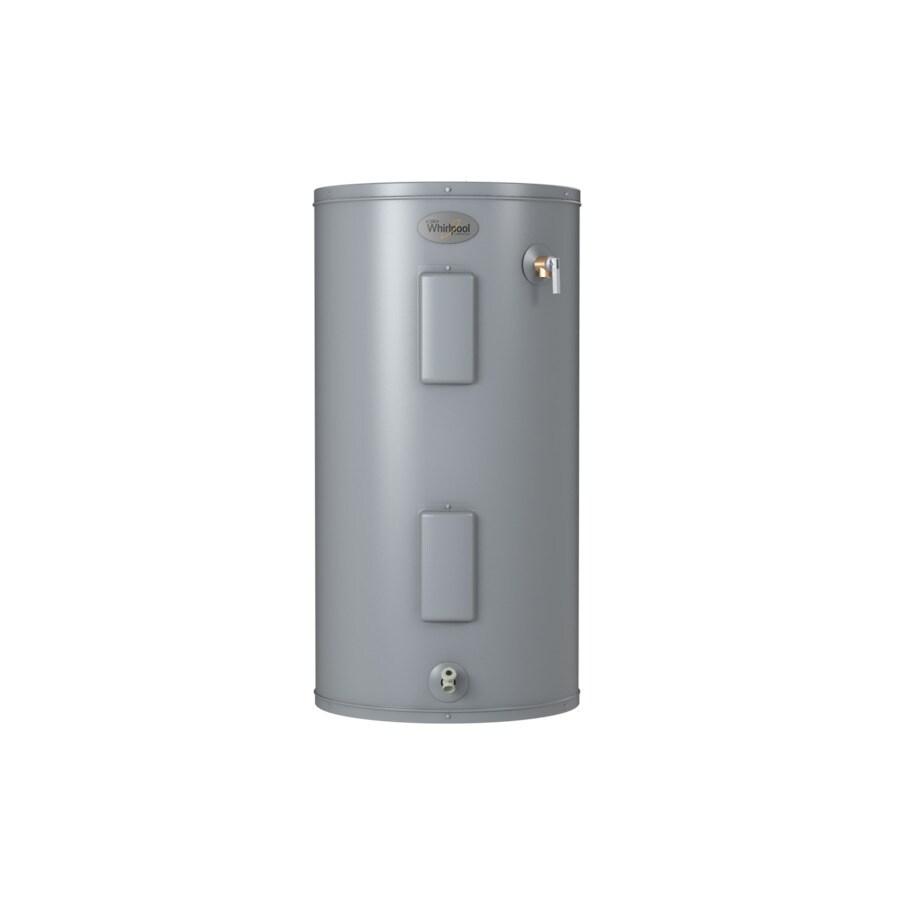 Whirlpool 40-Gallon 240-Volt 6-Year Residential Regular Electric Water Heater