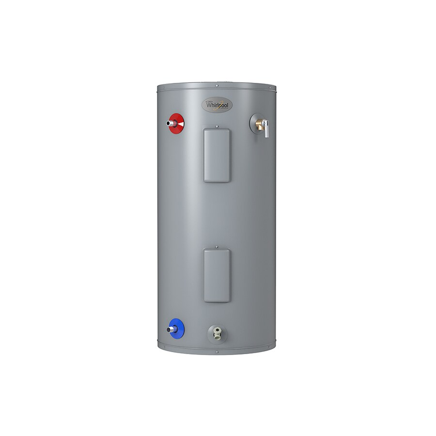 Whirlpool 50-Gallon 240-Volt 10-Year Residential Regular Electric Water Heater