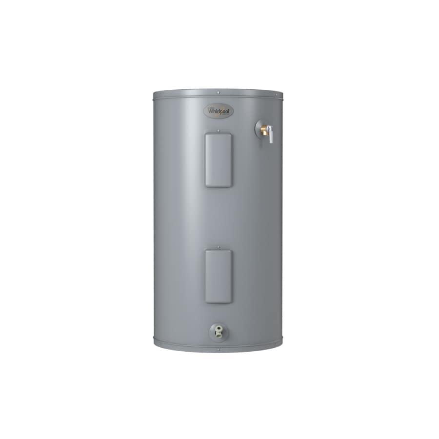 Shop Whirlpool 50 Gallon 240 Volt 6 Year Regular Electric