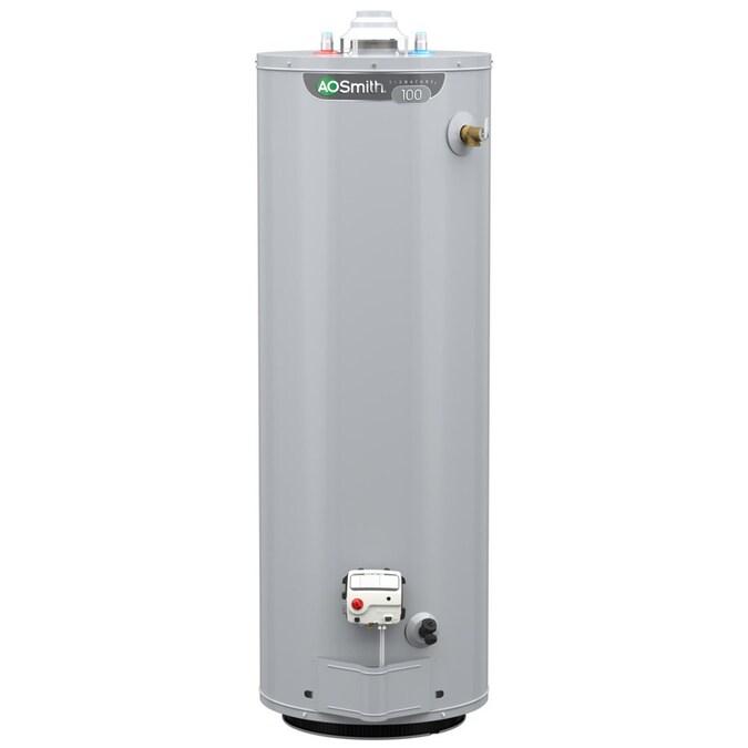 A.O. Smith Signature 50-Gallon Tall 6-Year Limited 36000-BTU Liquid Propane Water Heater