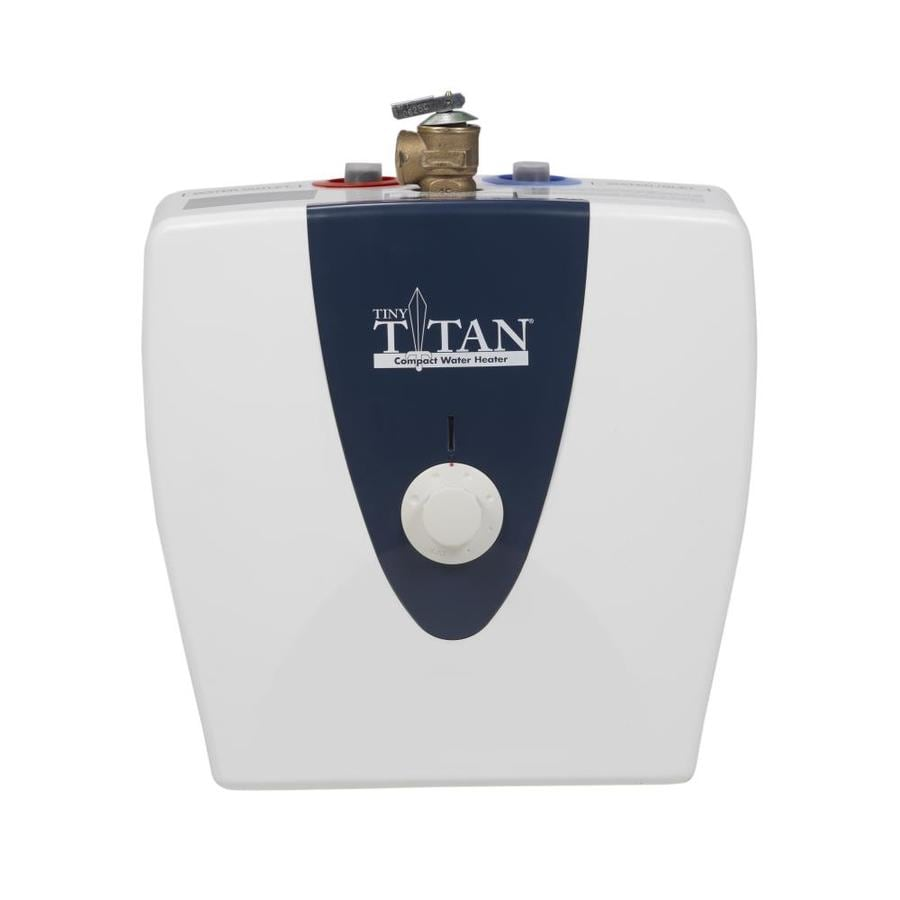 American Water Heater Company 2.5-Gallon 120-Volt 5-Year Limited Residential Short Point Of Use Electric Water Heater