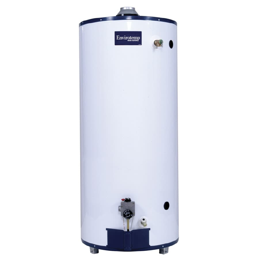 Envirotemp 75-Gallon 6-Year Tall Gas Water Heater (Natural Gas)