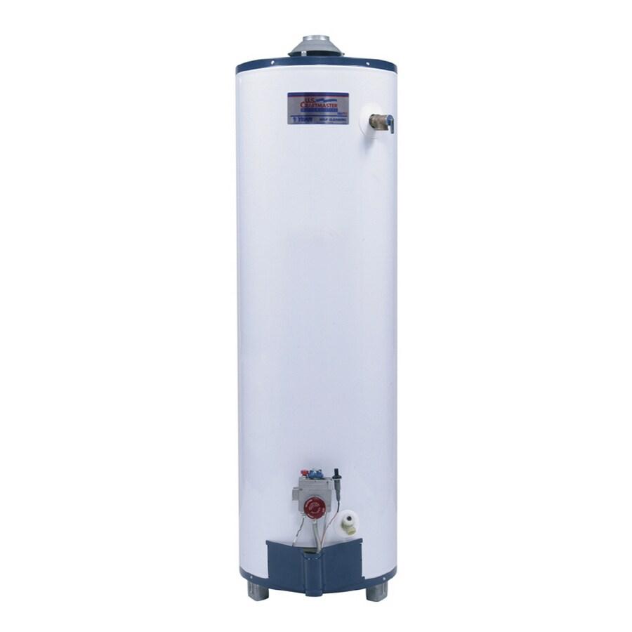 U.S. Craftmaster 40-Gallon 12-Year Residential Tall Liquid Propane Water Heater
