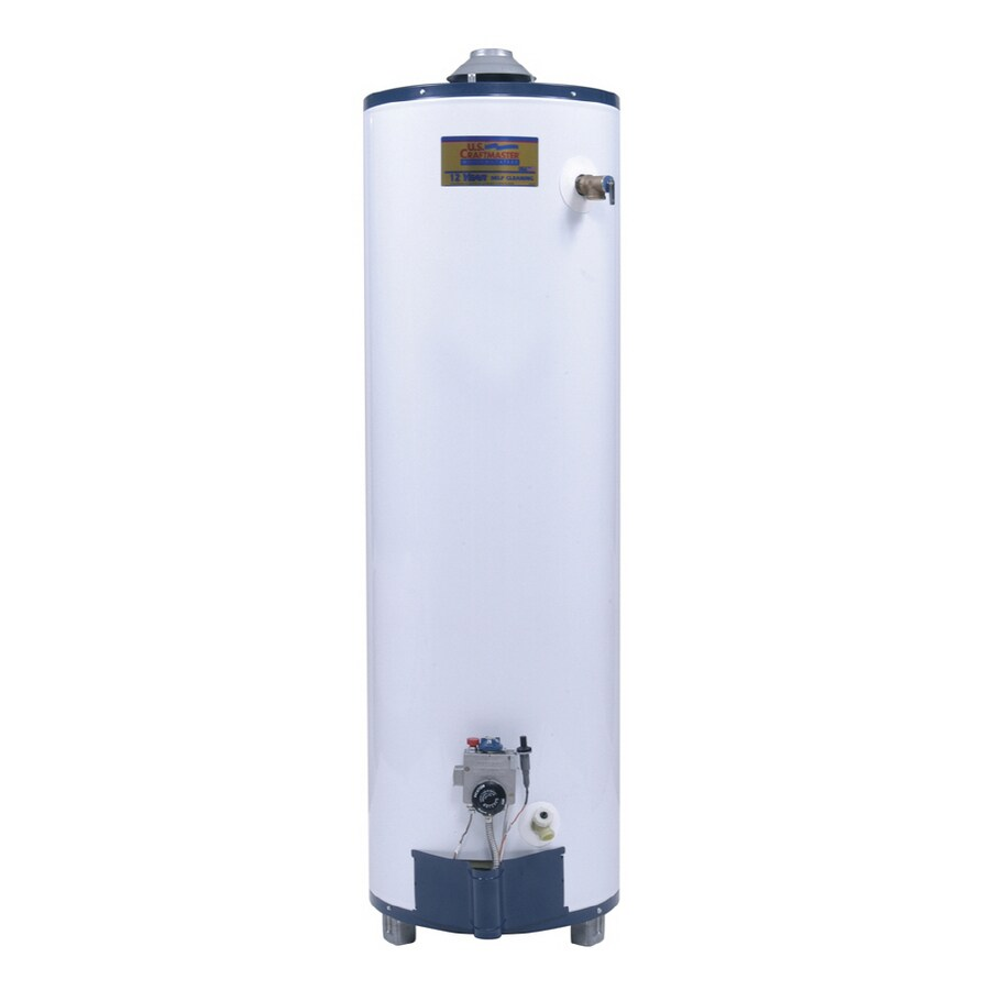 U.S. Craftmaster 50-Gallon 12-Year Residential Tall Liquid Propane Water Heater