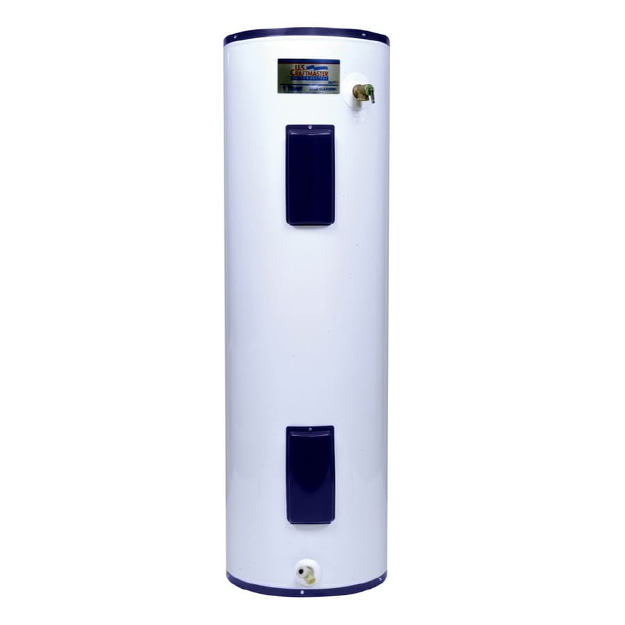 U.S. Craftmaster 30-Gallon 240-Volt 6-Year Residential Tall Electric Water Heater