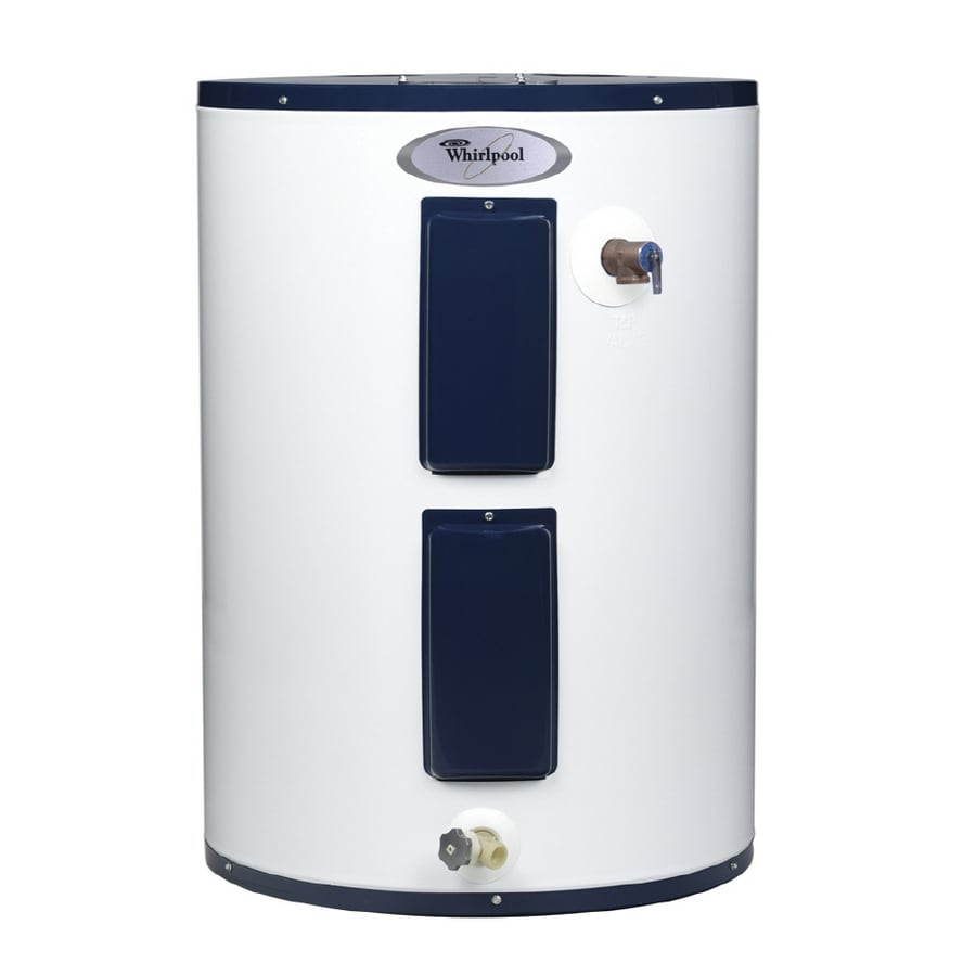 Whirlpool 28-Gallon 6-Year Lowboy Electric Water Heater