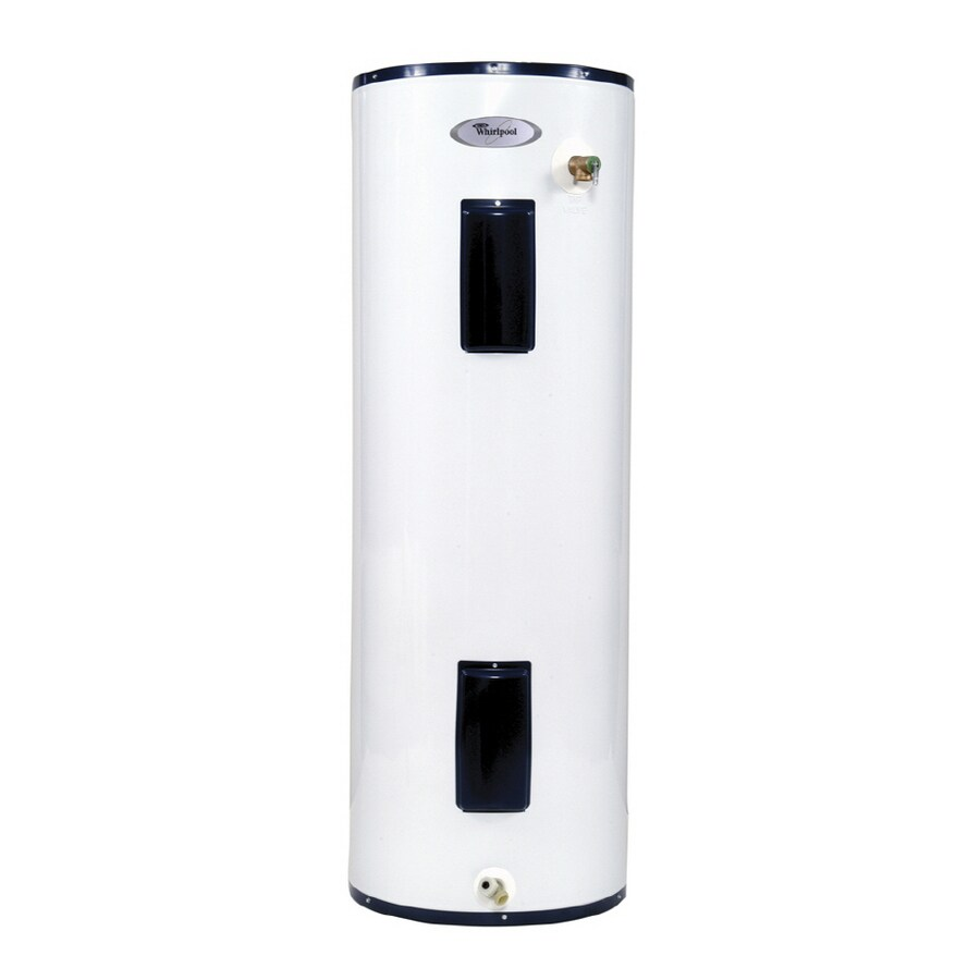 Whirlpool 50-Gallon 240-Volt 6-Year Residential Tall Electric Water Heater
