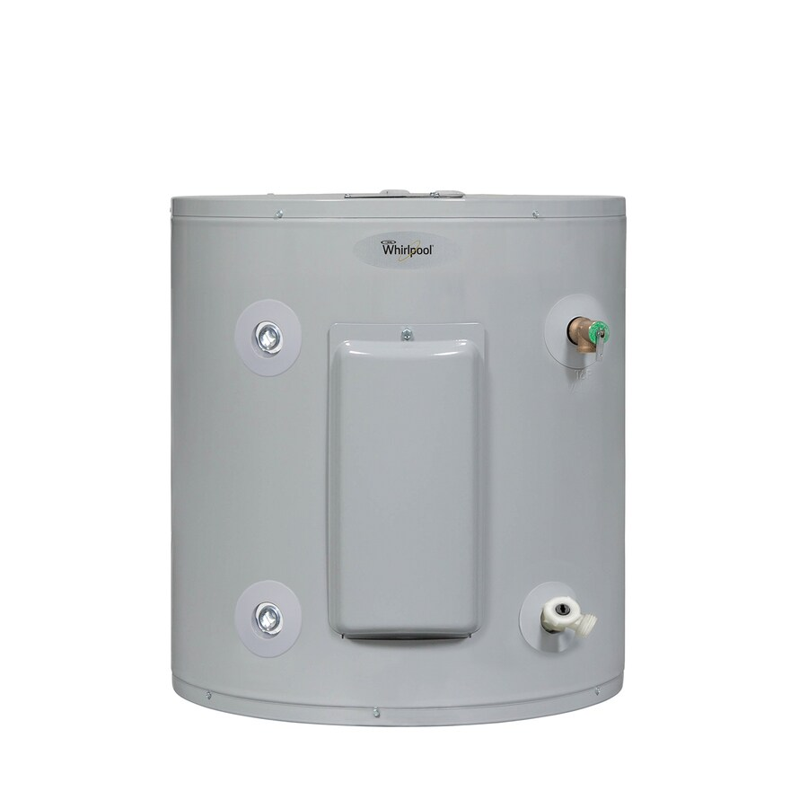 Whirlpool 6-Gallon 120-Volt 6-Year Limited Residential Short Point Of Use Electric Water Heater