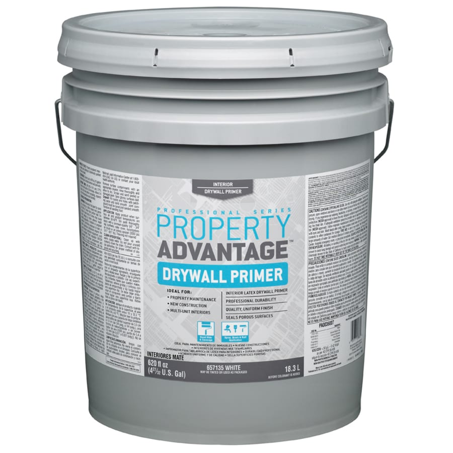 Property Advantage Property Advantage Interior Latex Primer (Actual Net Contents: 640-fl oz)