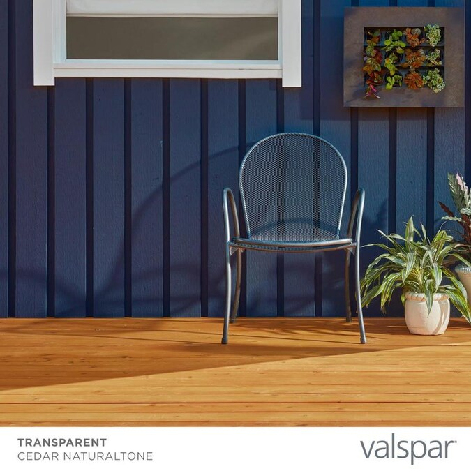 Valspar Exterior Stains #VL1028076-20