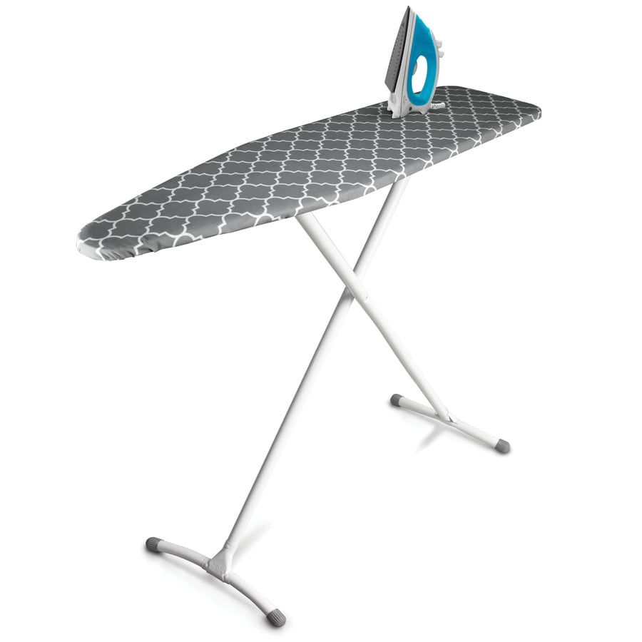 Homz Products Freestanding Folding Ironing Board