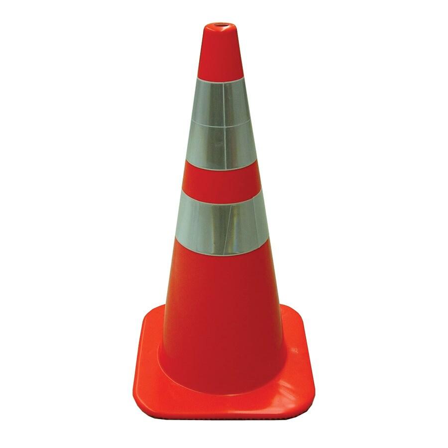 """JACKSON SAFETY Brand 28"""" Reflexite Orange Cone"""