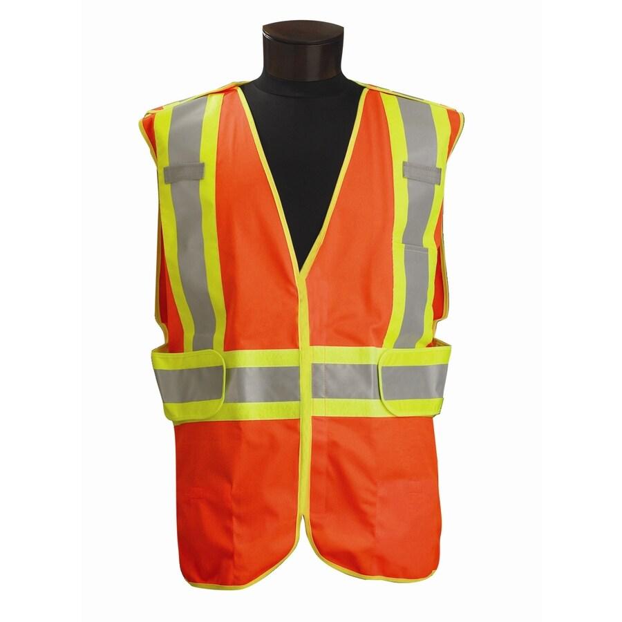 JACKSON SAFETY Brand Class 2 Lime Vest