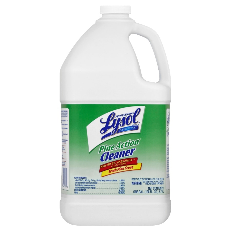 LYSOL 1-Gallon Pine All-Purpose Cleaner