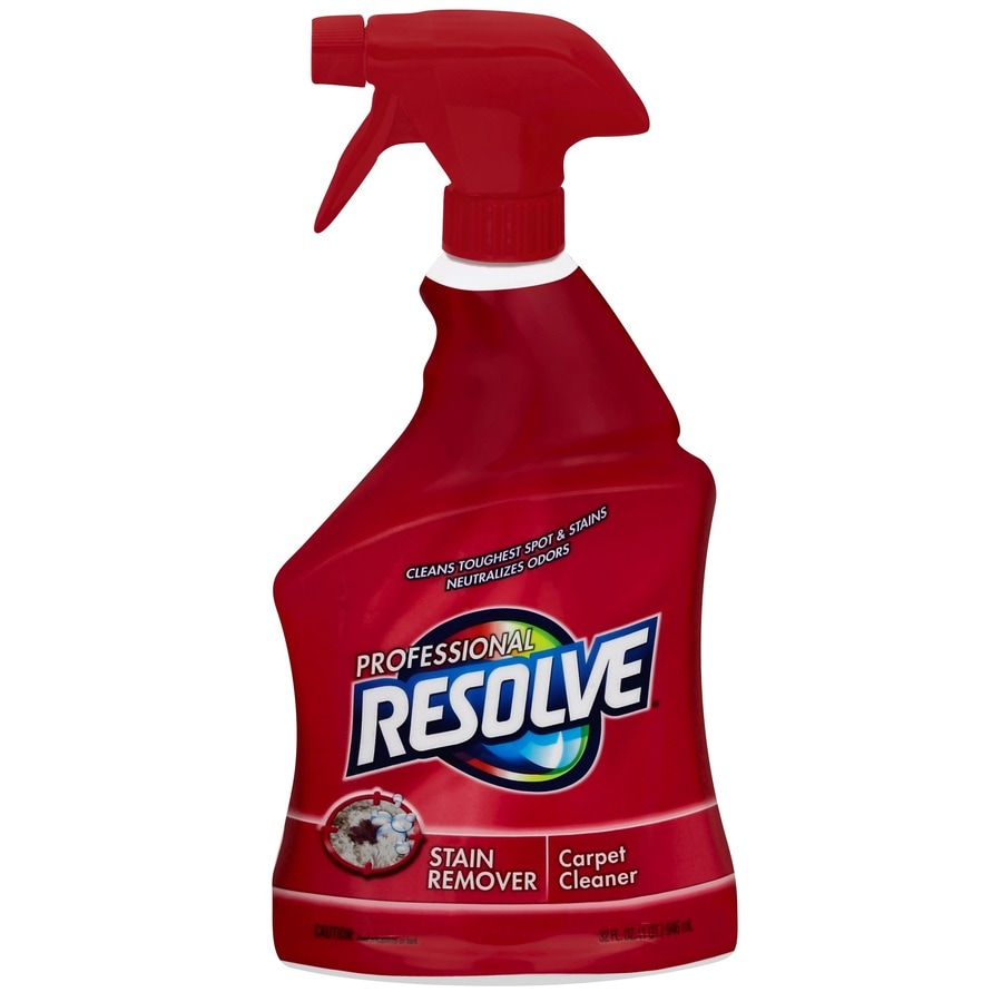 Shop Resolve 32 Oz Carpet Cleaning Solution At Lowes Com