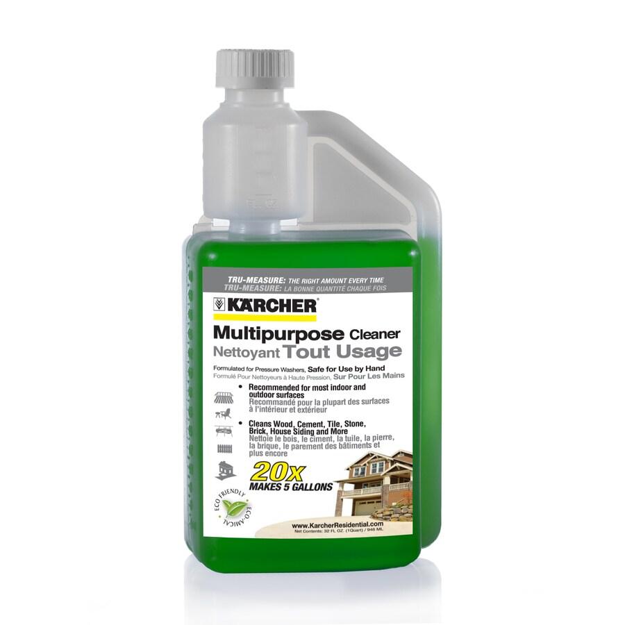 Karcher 1-Quart 20x Concentrate Multipurpose Cleaner