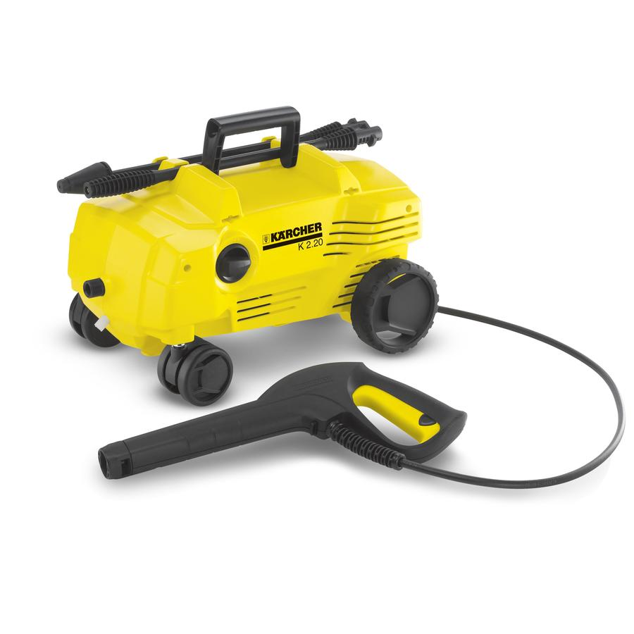 Karcher 1500-PSI 1.3-GPM Electric Pressure Washer