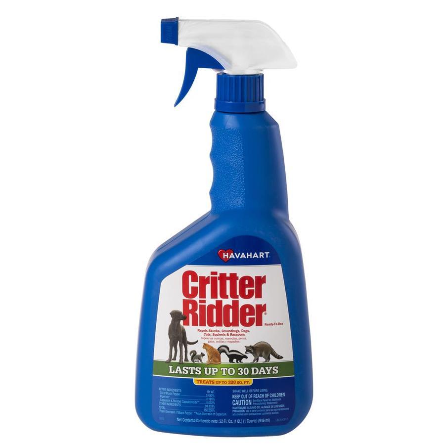 Havahart 32 oz Ready-To-Use Critter Ridder Animal Deterrent