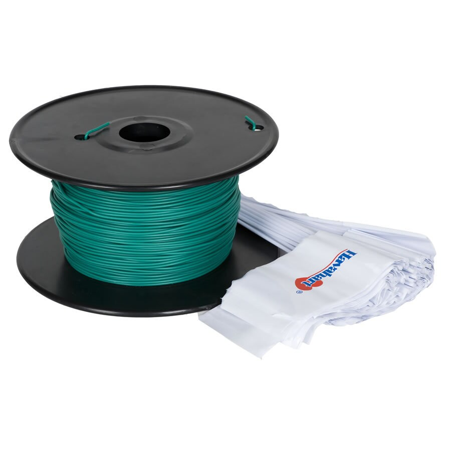 Shop Havahart Electric Fence Wire And Flag Kit At Lowes Com