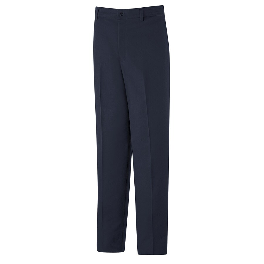 Red Kap Men's 28 x 30 Navy Twill Work Pants