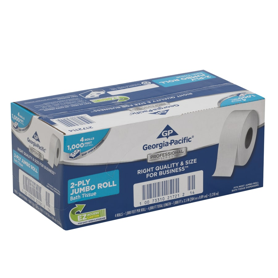 Professional Series 4-Pack Toilet Paper