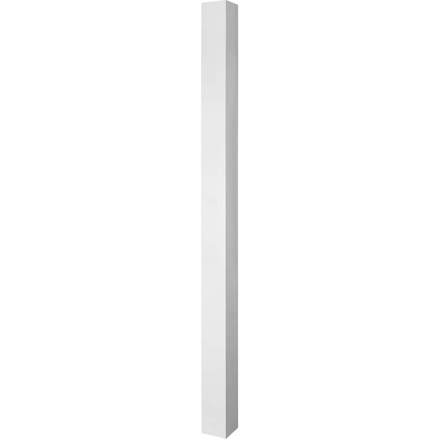 Turncraft 96-in Primed White Primed Pine Porch Post