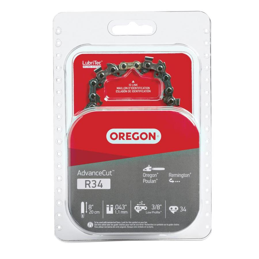 Oregon 8-in Replacement Saw Chain