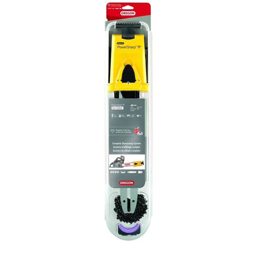 PowerSharp 14-in Powersharp Starter Chainsaw Sharpening Kit