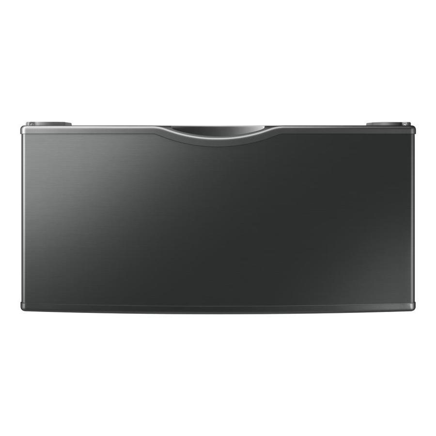 Samsung 14.2-in x 27-in Platinum Laundry Pedestal with Storage Drawer