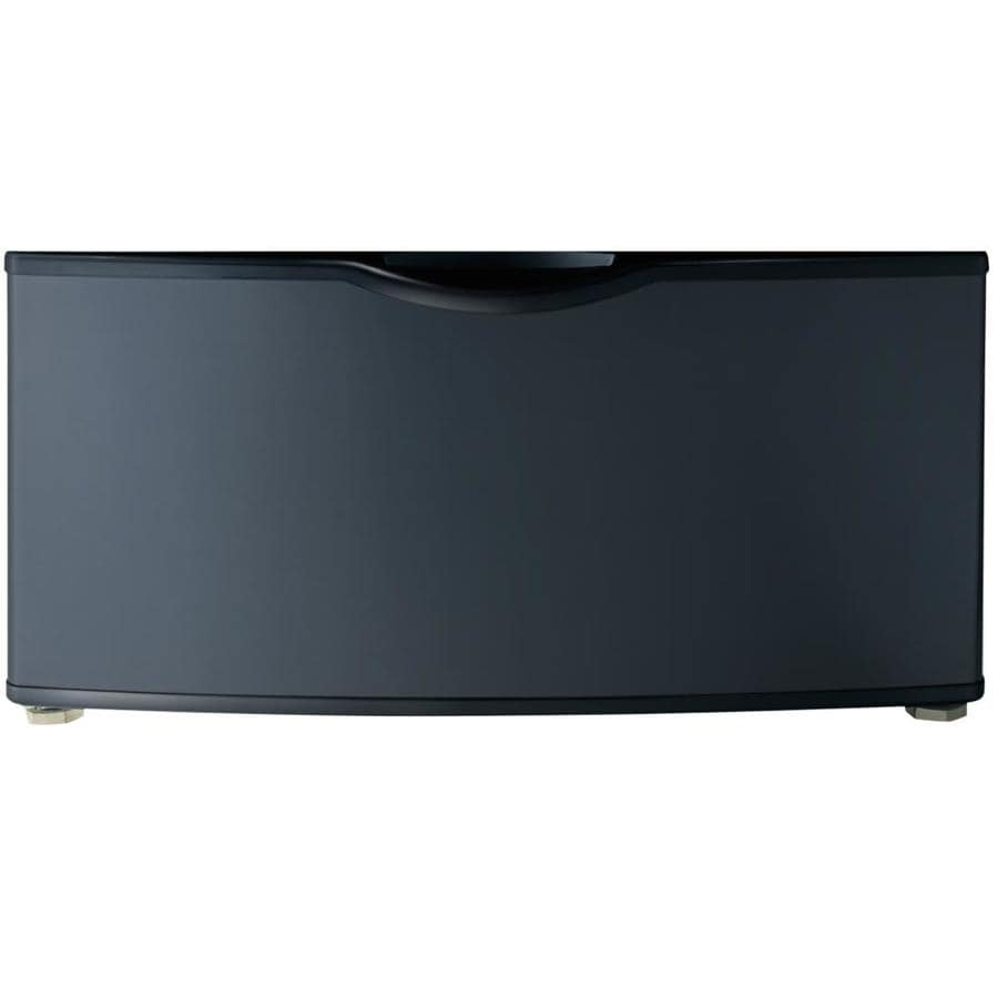 Samsung 14.2-in x 27-in Onyx Laundry Pedestal with Storage Drawer