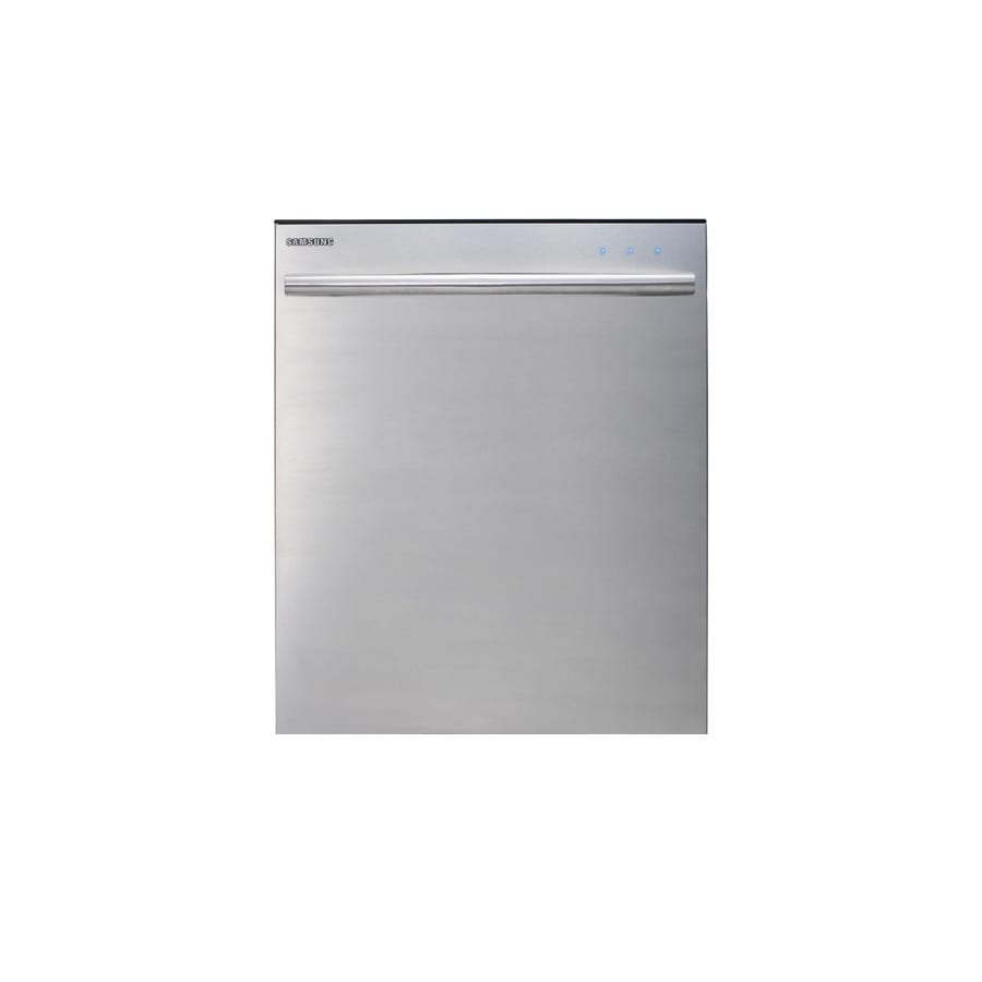 Samsung 51-Decibel Built-in Dishwasher with Hard Food Disposer (Stainless Steel) (Common: 24-in; Actual: 23.9-in) ENERGY STAR
