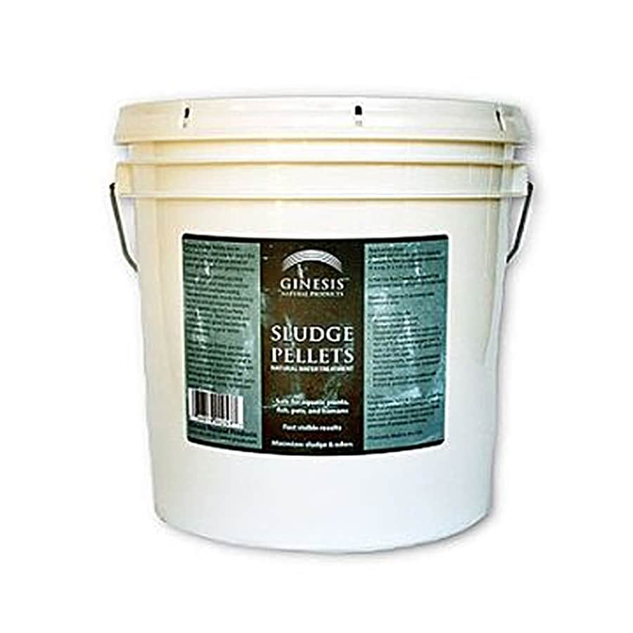 Shop Ginesis Water Enzymes Sludge Remover Pond Cleaner At