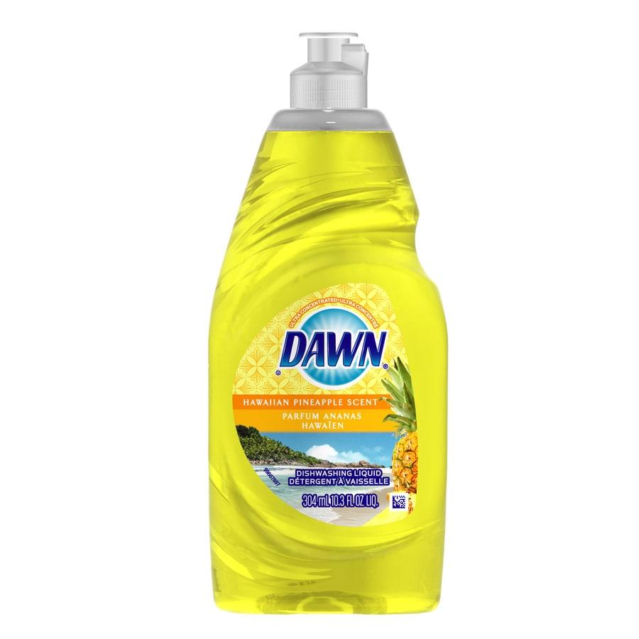 Dawn 10-oz Hawaiian Pineapple Dishwashing Liquid