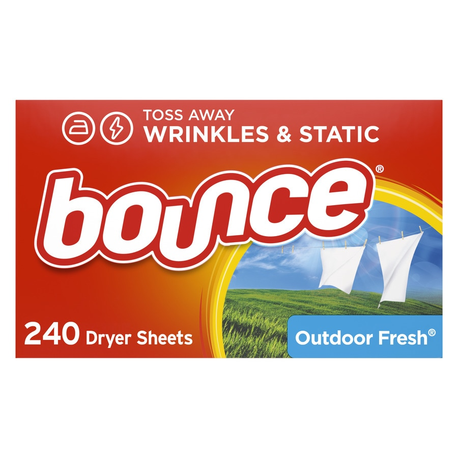 Bounce 240-Count Fabric Softener