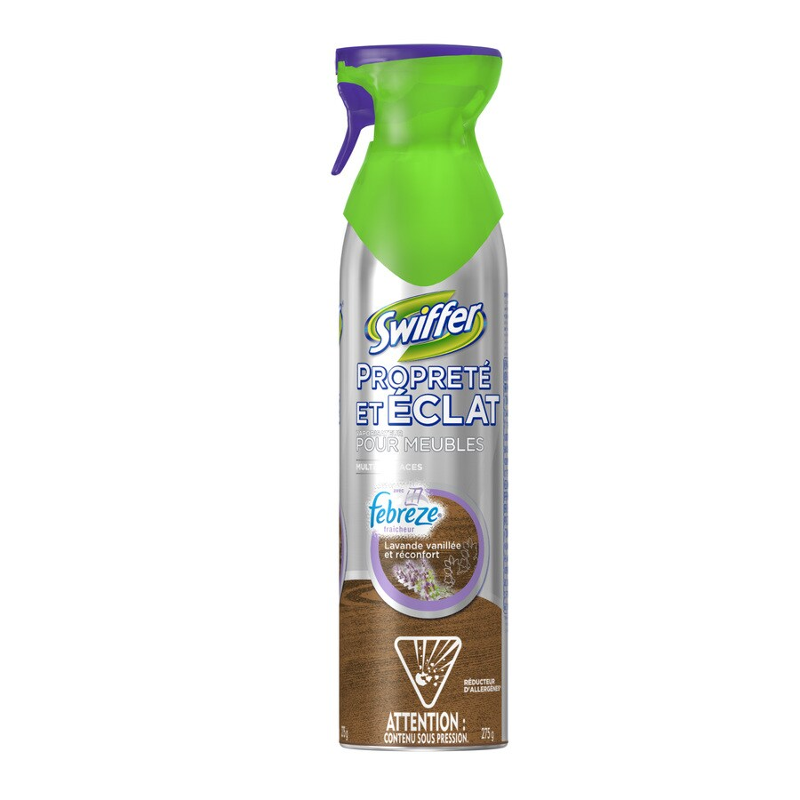 Swiffer Dust and Shine 9.7-oz Furniture Cleaner