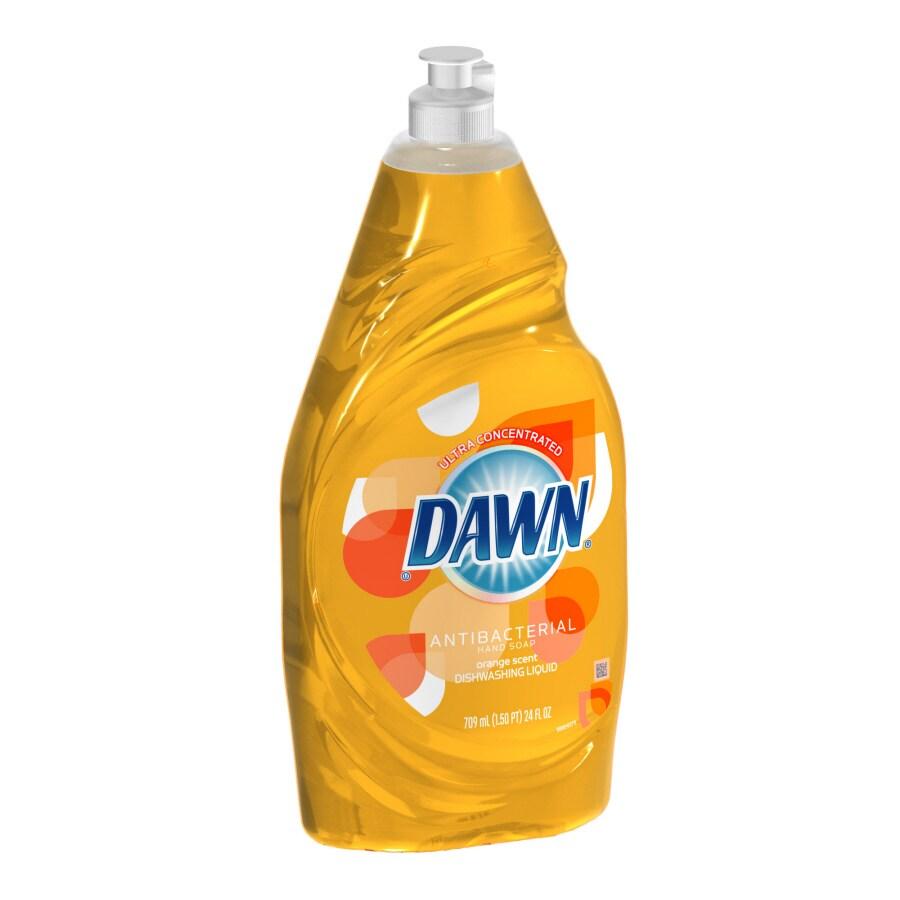 Dawn Ultra 24-oz Orange Dish Soap